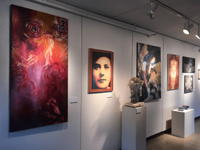 2019 IUSB Ability Art Exhibition.
