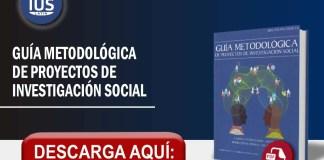 Guía Metodológica de proyectos de investigación social
