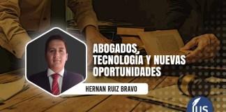 Abogados, tecnología y nuevas oportunidades