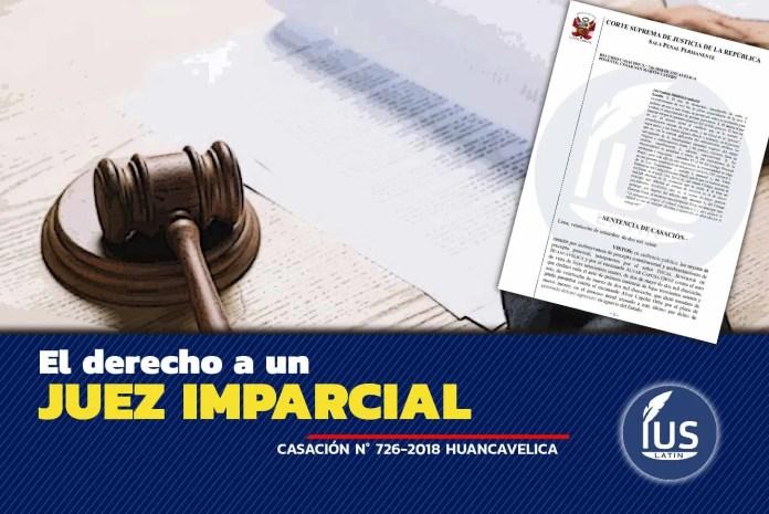 El derecho a un juez imparcial