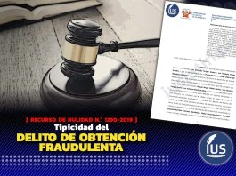 Tipicidad del delito de obtención fraudulenta