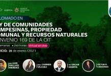 LEY DE COMUNIDADES CAMPESINAS