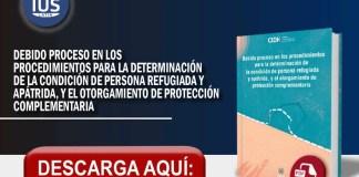 CIDH publica informe sobre procedimientos para personas refugiadas