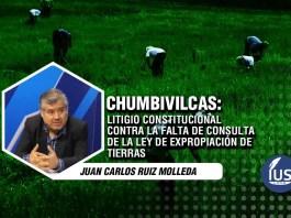 Chumbivilcas: Litigio constitucional contra la falta de consulta de la Ley de Expropiación de Tierras