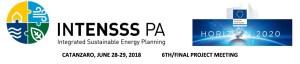 INTENSSSS-PA presenta sus resultados finales en el sexto y último Project Meeting (Catanzaro, Italia)