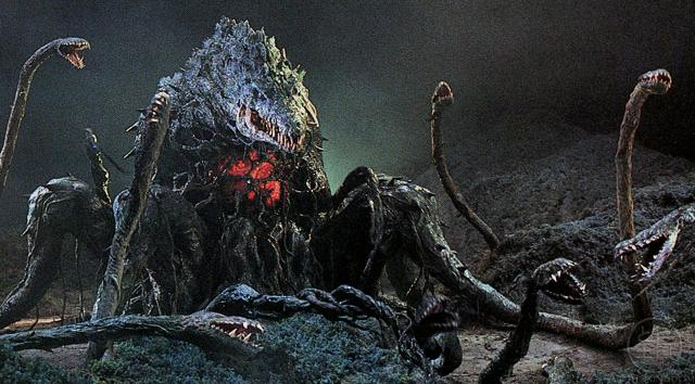 Image result for godzilla vs biollante screenshots