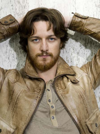 Image result for James Mcavoy long hair