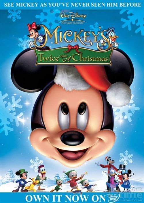 disney christmas cartoons on dvd