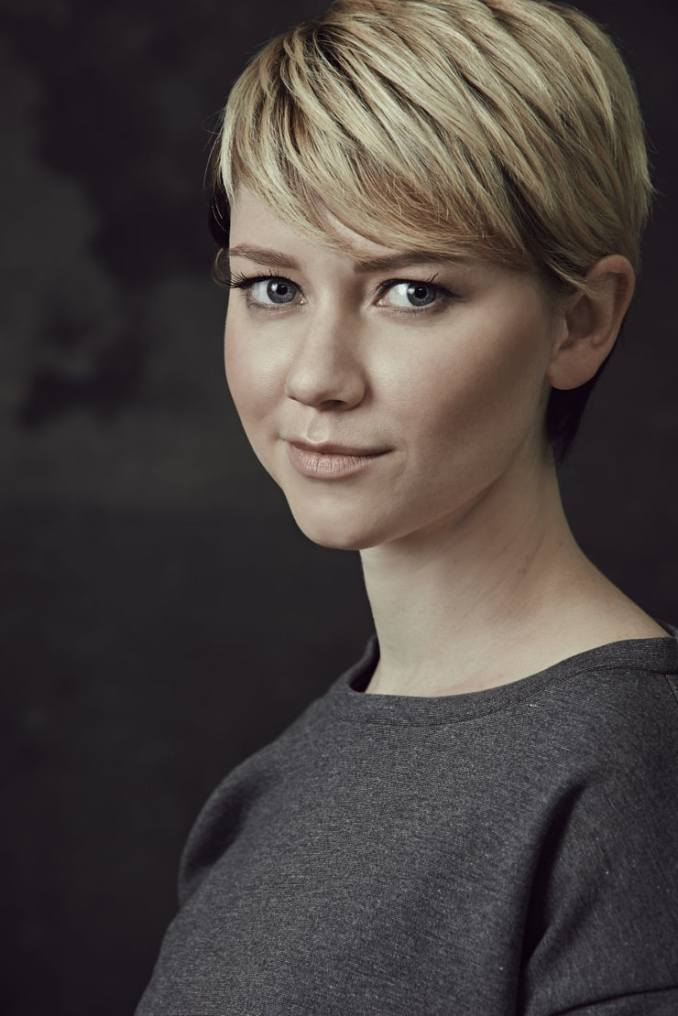 Image Result For Short Hairstyle Pictures For Round Faces