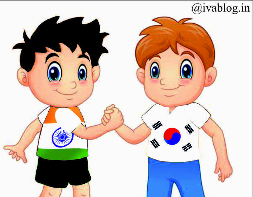 India-korea-relation-got-stronger-by-NEP-2020