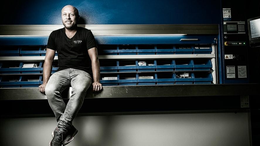 Tonny Bruun – Sådan blev Nicehair.dk Danmarks webshop for skønhedsprodukter