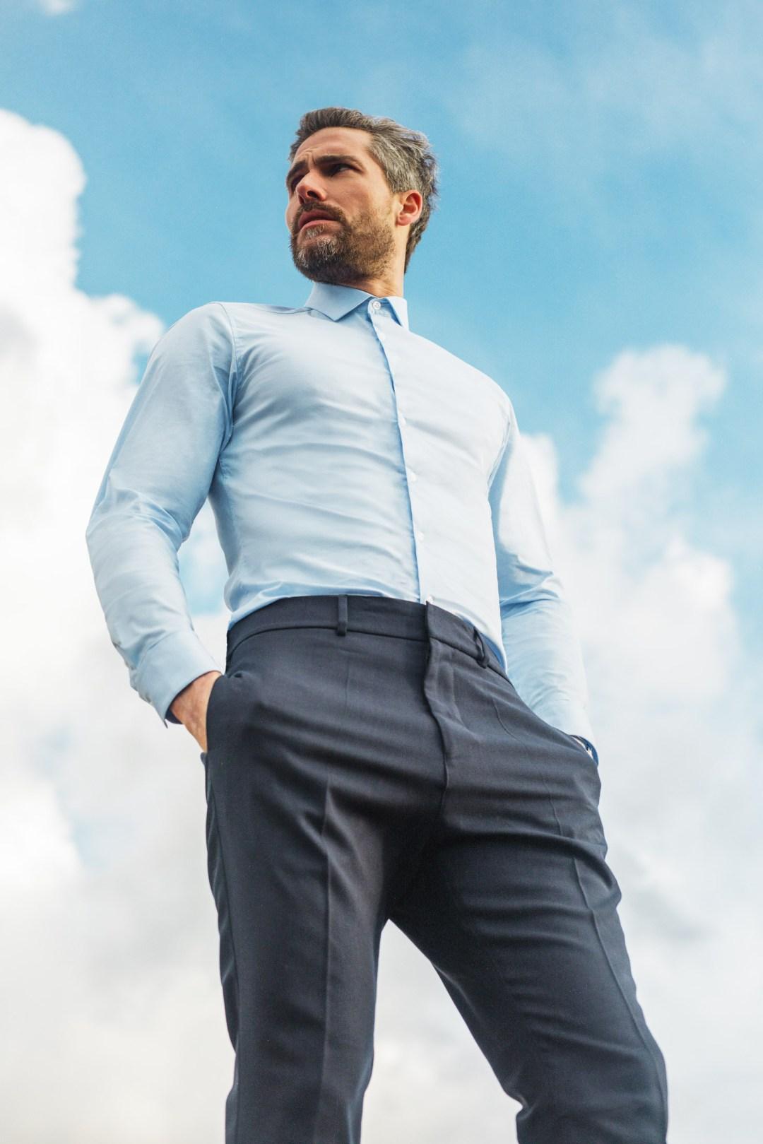 Labfresh – Verdens mest avancerede skjorte
