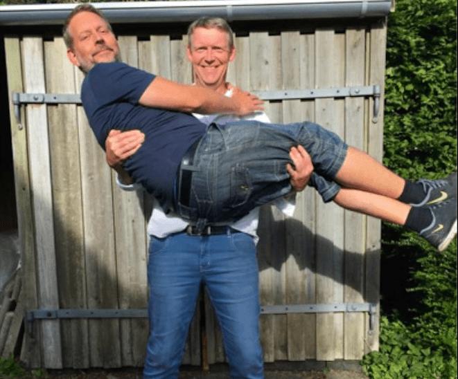 Lars og Peter - One Copenhagen