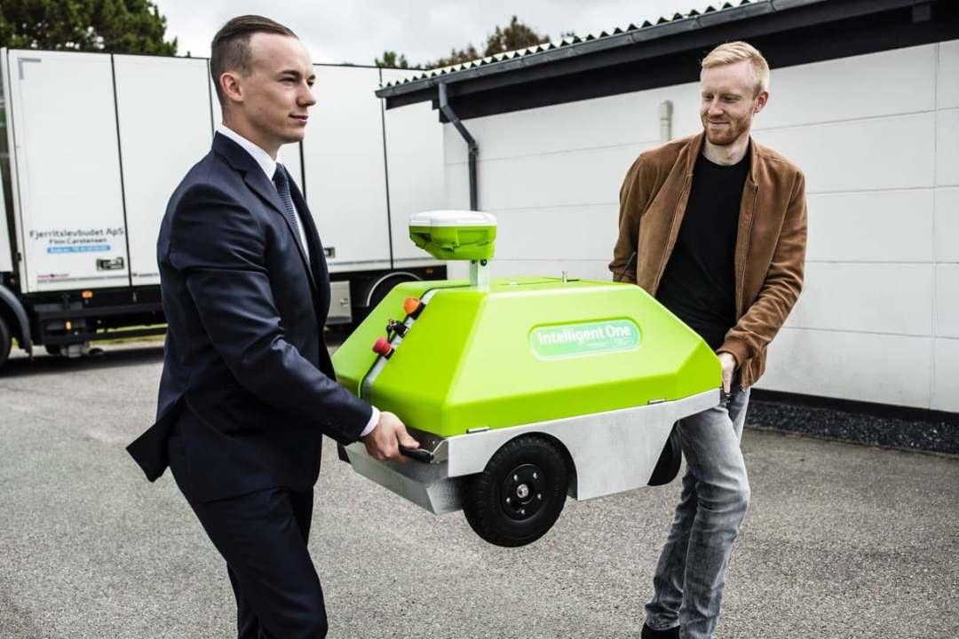Intelligent Marking - Anders og Andreas