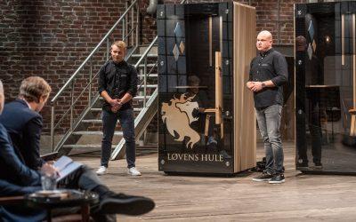 MuteBox – Den perfekte telefonboks fik 400.000 af Jesper Buch