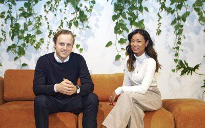 Copenhagen Cartel, Katrine og Christian Arnstedt – Løvens Hule åbner ny sæson med bæredygtig investering