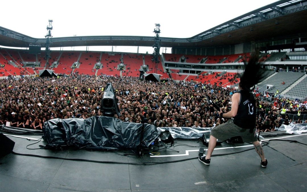 Cavea – Fra turné med Metallica til Esports tech