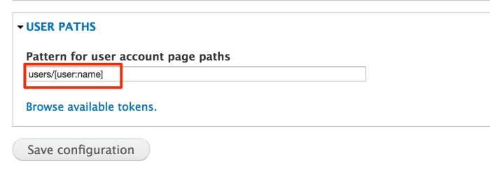 How to disable username enumeration via pathauto automated alias in Drupal 7