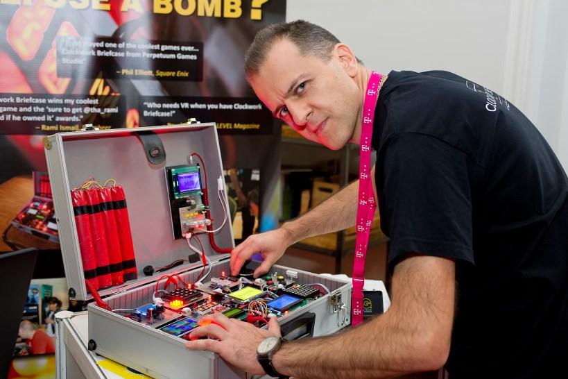 Bomb startup