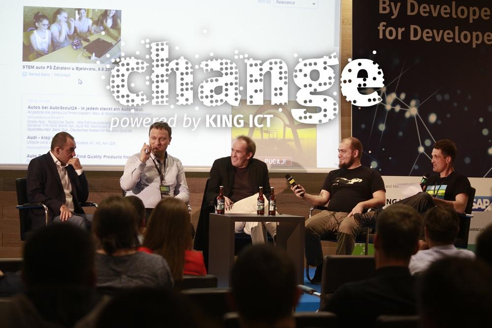 Change konferencija u Zagrebu