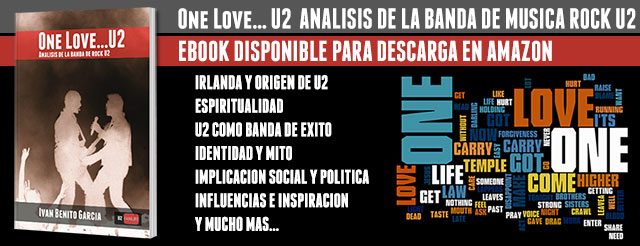 One Love... U2 - EBOOK a la venta en Amazon