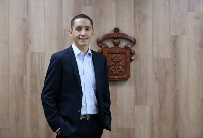 Abraham Estrada, Premio Estatal de la Juventud, ámbito deoprtivo