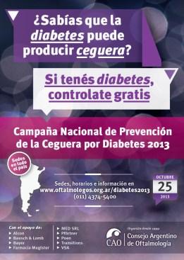 Diabetes2013-Afiche