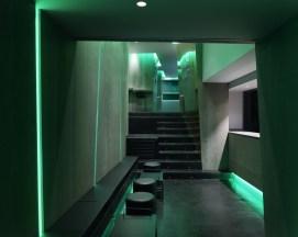 Zona Relax en La Fragua de Vulcano Lounge & Bar