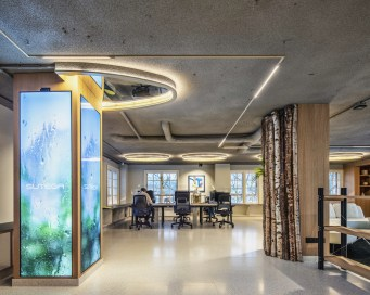 Puestos de trabajo en Diseño de oficinas Sutega LAB