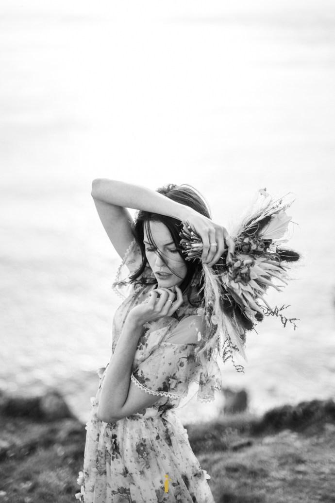 La sublime Robe Ossie d'Elodie Courtat
