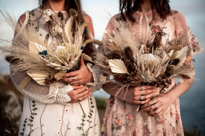 Les fleurs séchées par Herb'folles