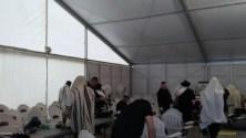 Chabad tent