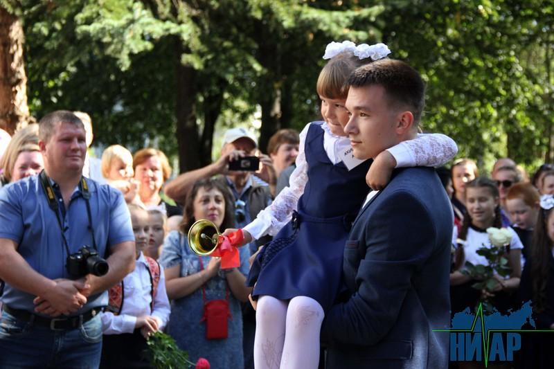 В Ивангороде отметили День знаний (фото и видео)
