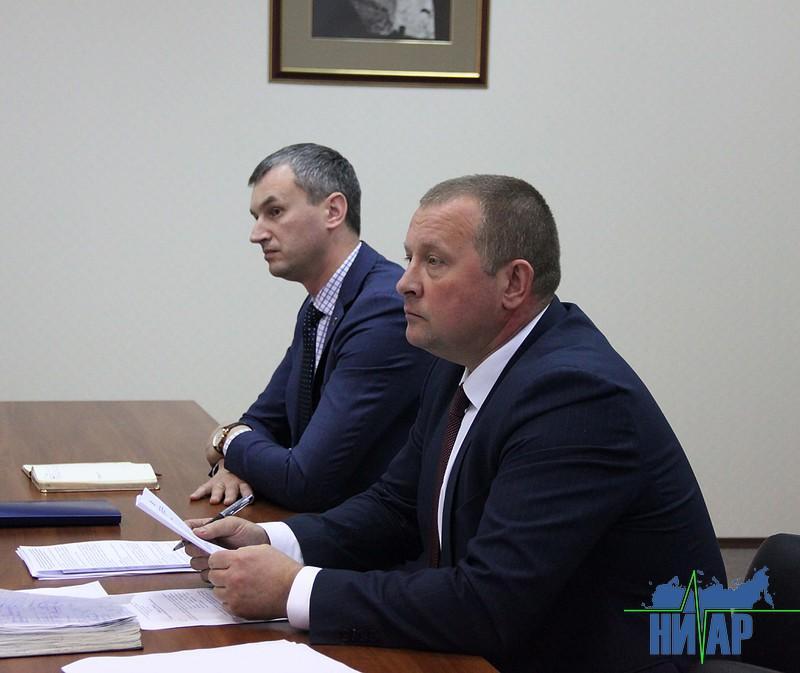 Глава администрации МО «Город Ивангород» Александр Соснин: «Для меня это большая честь и ответственность» (фото)