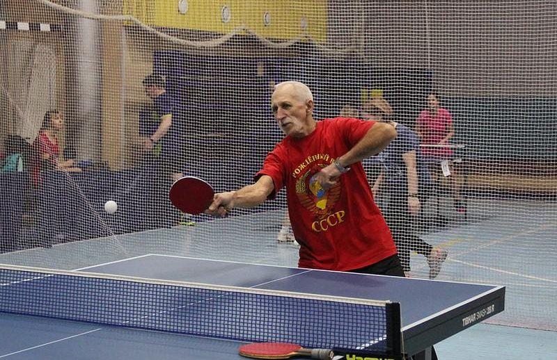 В Ивангороде прошёл «Рождественский турнир – 2020» по настольному теннису (фото)