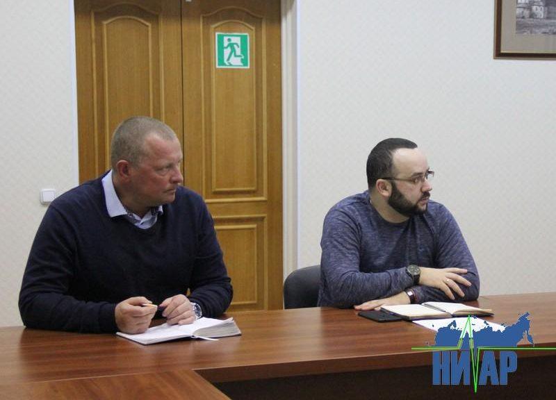 Рабочее совещание в администрации Ивангорода: актуальные вопросы и решения (фото)