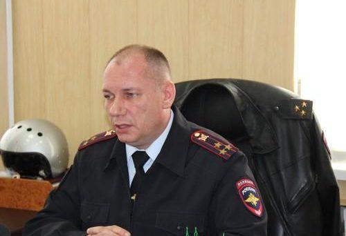 Начальник ОМВД по Кингисеппскому району Игорь Солодкин покидает свой пост