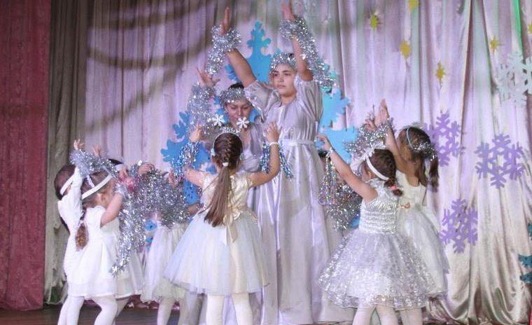 Самый удивительный и светлый праздник Рождество отметили в Ивангороде (фото и видео)
