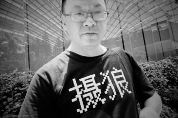 X photographer Chia Aik Beng. AKA as ABC.