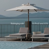 Holidaying with X-Pro2 & X70.