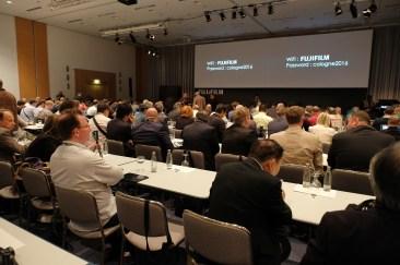 Fujifilm Press Conference.