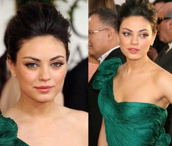machiaj-pentru-rochie-verde