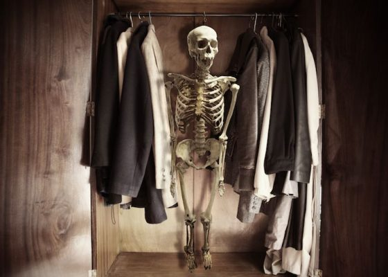 skeleton-in-the-closet