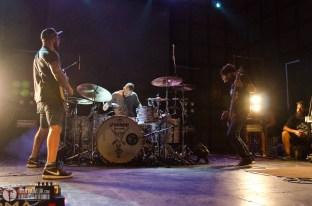 CARAJO en el Teatro Vorterix Rosario 05/03/2016 #RosarioRock #Rock #carajo #vorterix