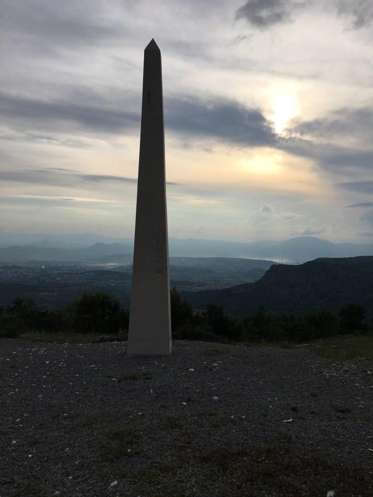 Spomenik na Fundini