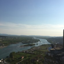 Rijeka Drim se uliva u Bojanu