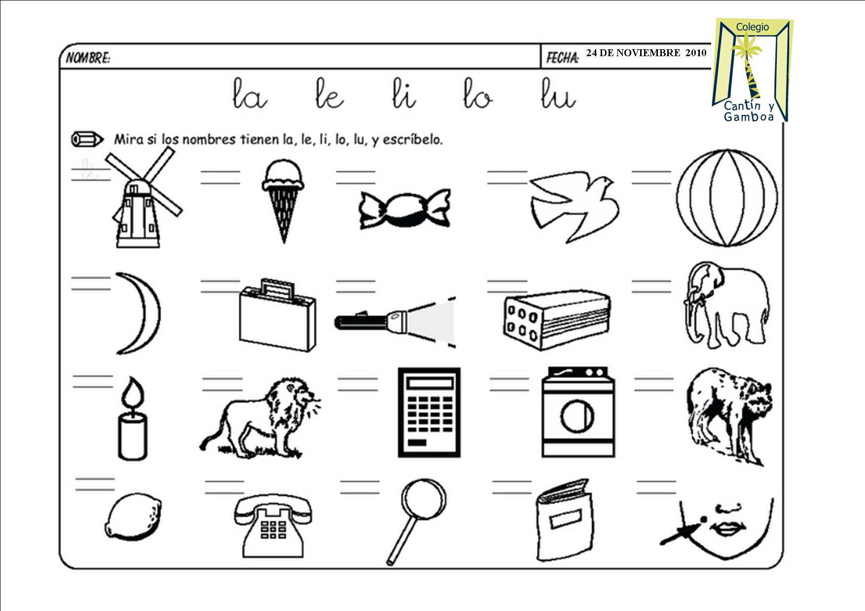 Ivan Ubieto Material Para Educacion Infantil