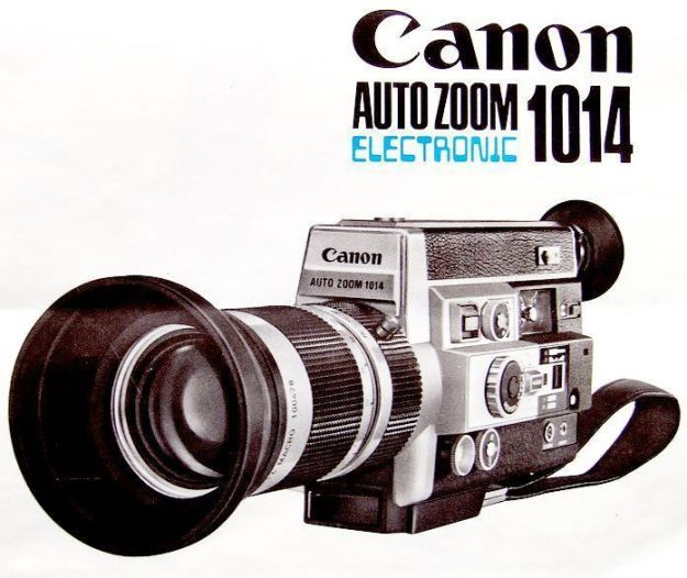 Canon 1014 Autozoom Electronic