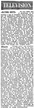 Crítica en ABC (23 de junio de 1968)