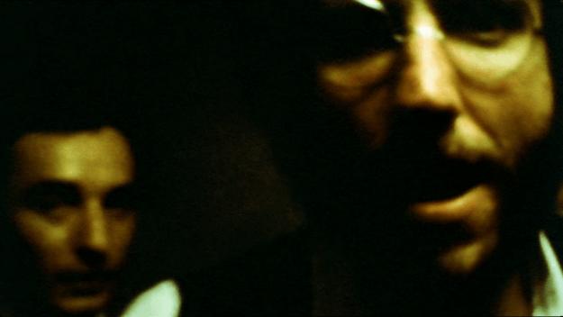Jaime Chávarri en 'Arrebato'